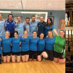 First University Handball Training + Pub